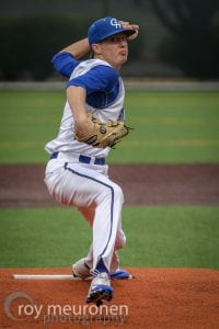 Grays Harbor College Baseball Snyder Pitching