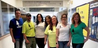 Grays Harbor College STEPS Team