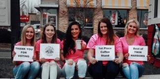 South Bay Coffee Company ladies