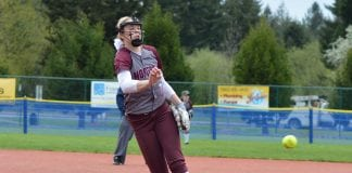 montesano high school fastpitch Samantha Stanfield