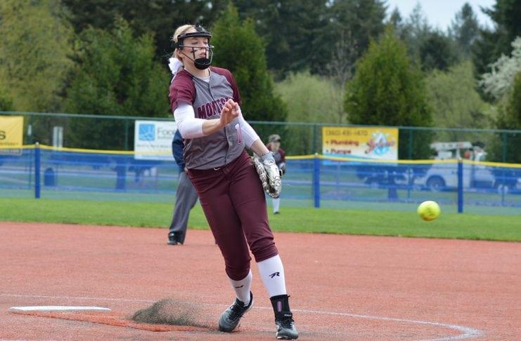 montesano high school fastpitch Samantha Stanfield