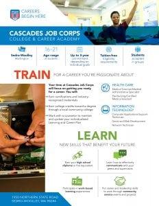 Cascades Job Corps College & Career Academy @ Aberdeen Timberland Library | Aberdeen | Washington | United States