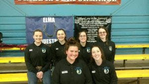 Elma High School Equestrian Team