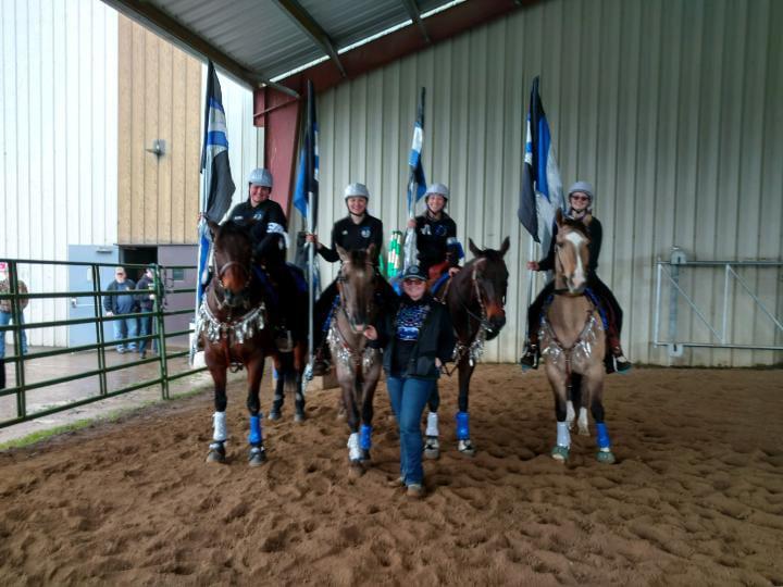 Elma Equestrian Team