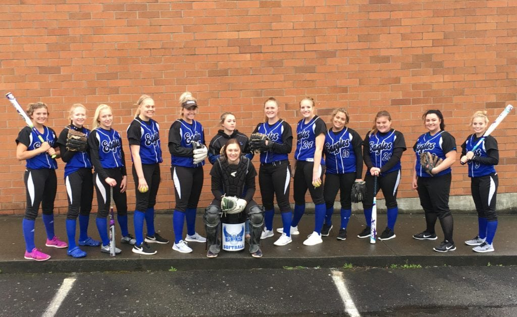 Elma High School fastpitch