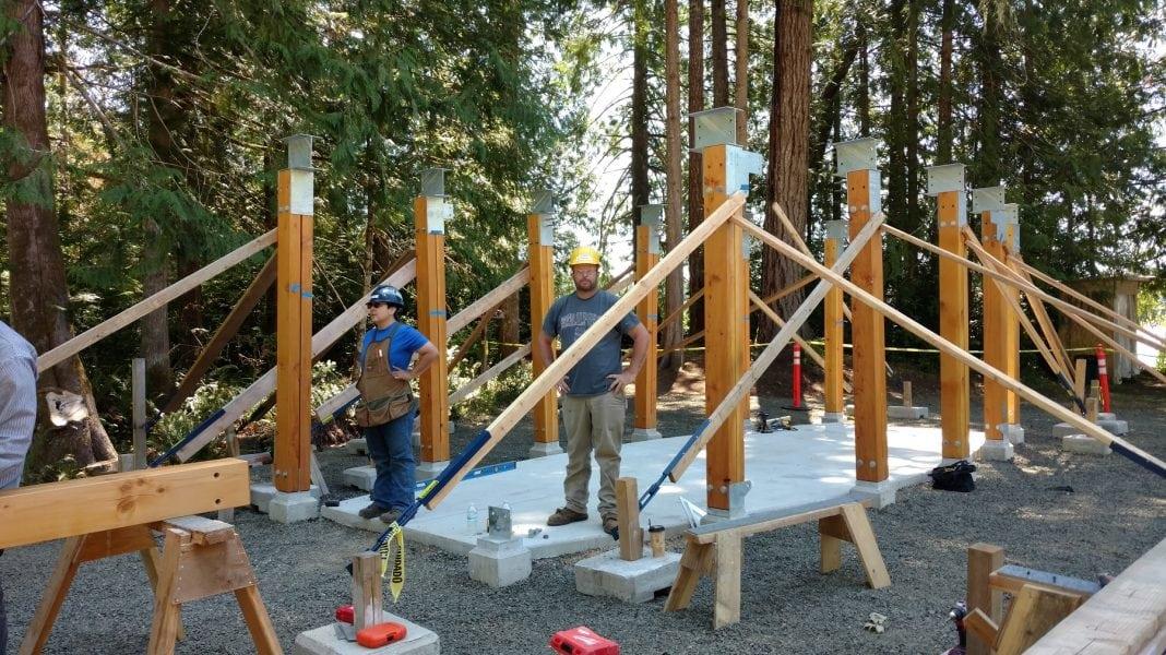 Grays Harbor College Carpentry Program 1