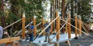 Grays Harbor College Carpentry Program 1