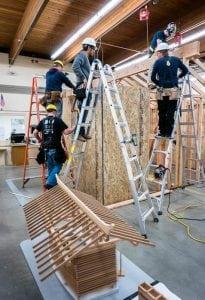 Grays Harbor College Carpentry Program