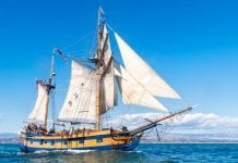 Hawaiian Chieftain Rick Horn