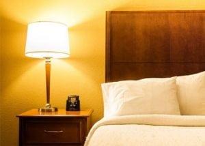 Innovative Sleep Centers Sleep Study Bedroom at Innovative Sleep Centers