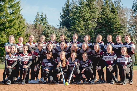 Montesano high school fastpitch