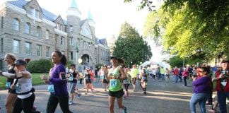Olympia Orthopaedic Associates Capital City Marathon