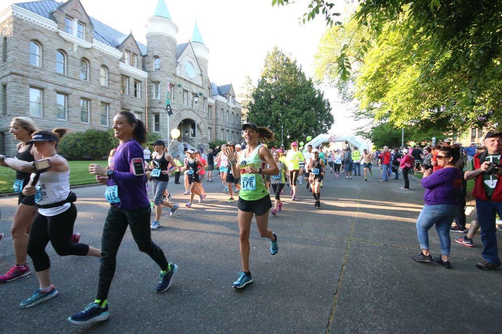 Olympia Orthopaedic Associates Capital City Marathon