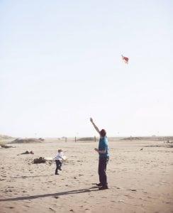 QBRC off-season travel-kite flying