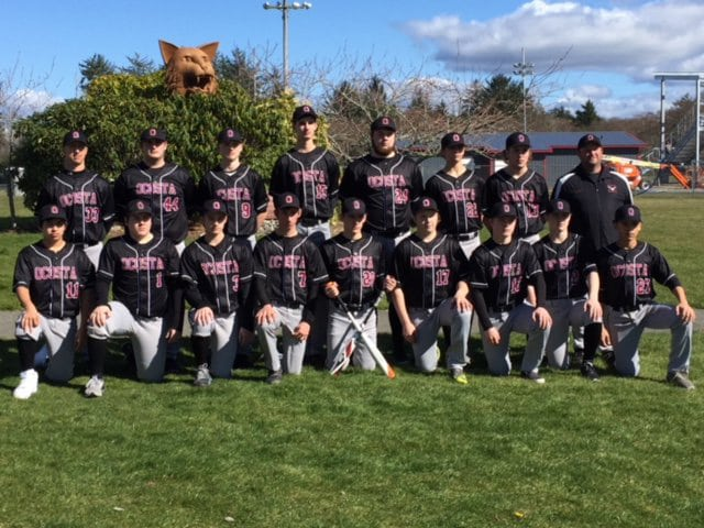 ocosta high school baseball