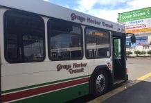 GH Transit Hoquiam Bus