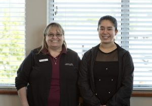 Great northwest federal credit union diana and linda