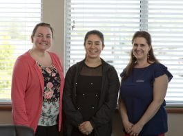 Great northwest federal credit union diana with two women