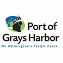 Port of Grays Harbor logo
