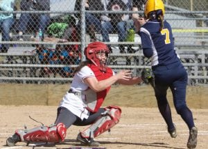 Maddie German Softball