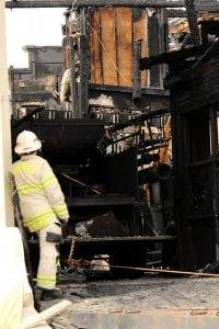 Aberdeen Museum Fire Recovery