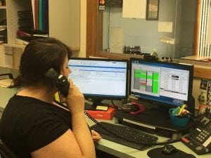 Harbor Medical Group Contact Center Representative on Phone