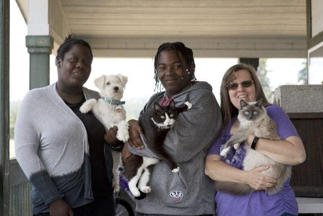 Grays Harbor 4-H Family