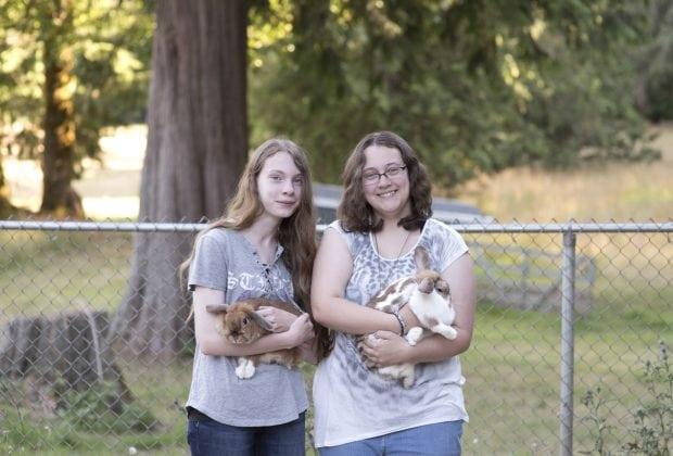4H Bunnies