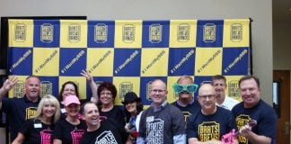 Brats Brews and Bands 2018 Attendees