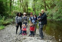 Hike it Baby Grays Harbor WA