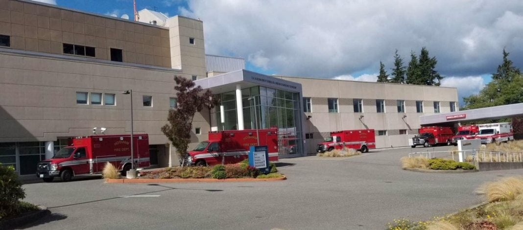 Grays Harbor Community Hospital Emergency Department Ambulances