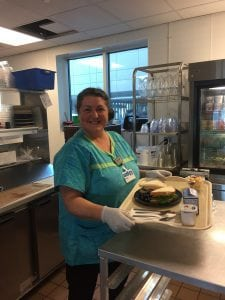 Grays Harbor Community Hospital Nutrition Services Brandy Bassett