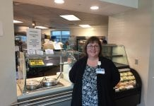Grays Harbor Community Hospital Nutrition Services Rae Ann Brown