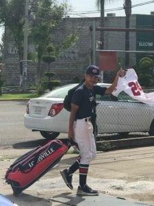Kailand Halstead USA Baseball