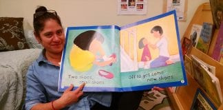 ESD BiLingual Mercedes reading