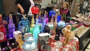 Grays Harbor Holiday Activities Central Park PTO Holiday Bazaar trinkets