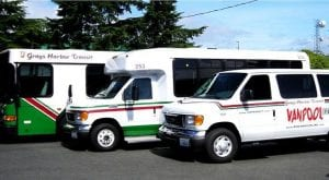 Grays Harbor Transit Vehicles