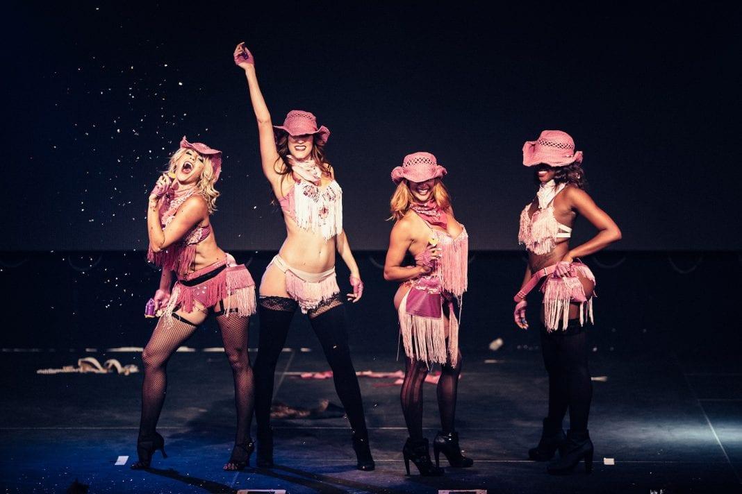 Quinault Beach Resort Casino The Lalas burlesque superstars