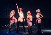 Quinault Beach Resort Casino The Lalas burlesque superstars