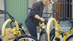 Yellow Bike Project Tenino