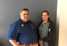 Grays Harbor Community Hospital Nurse Practitioners Ron and Katha