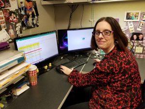 Grays Harbor Community Hospital Information Technology Holly Harp