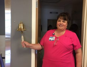Grays Harbor Community Hospital Wound Center Healing Bell