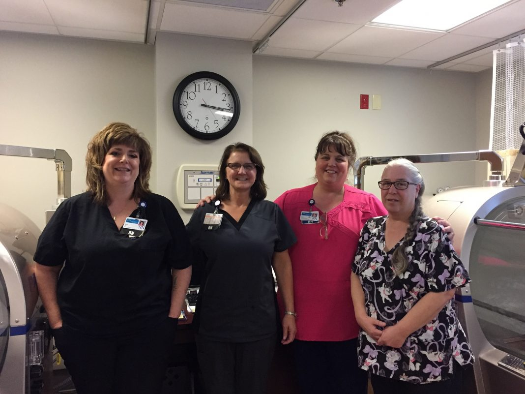 Grays Harbor Community Hospital Wound Center Staff