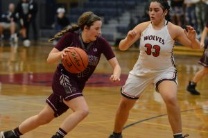 Montesano girls basketball