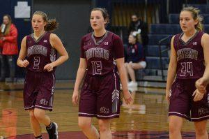 Montesano girls basketball 2018