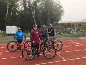 Montesano's bike program