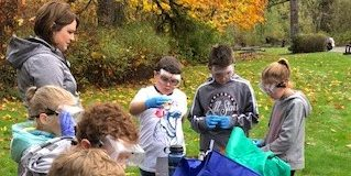 Chehalis Basin Partnership Tina Niels water testing fall