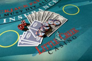 Little Creek Casino Resort super bowl and Little River Band gaming promotions