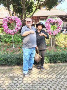Anong and Bob